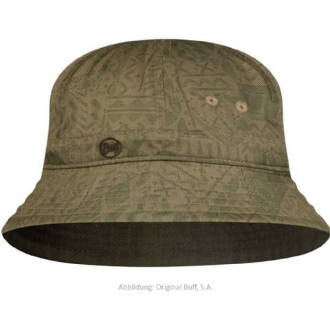 Buff Bucket Hat Lubak Khaki